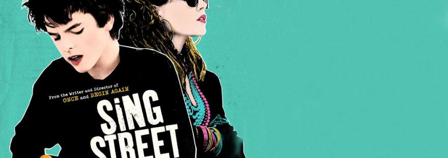 sing street banner cartoon