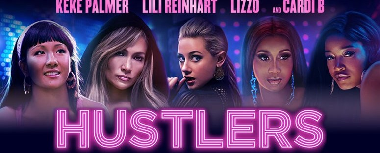 hustlers movie poster cardi b jennifer lopez