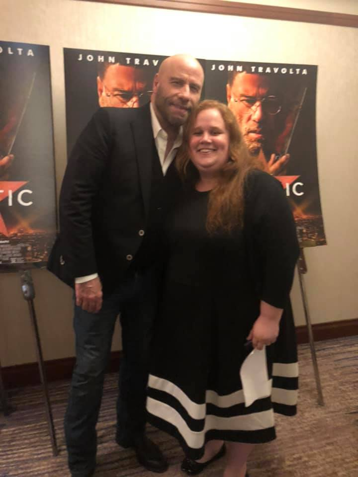 John Travolta interview for The Fanatic