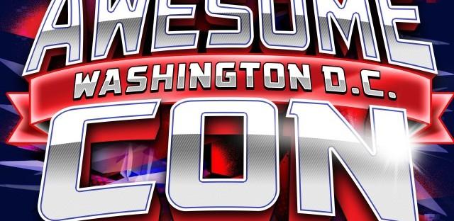 awesome con washington dc poster