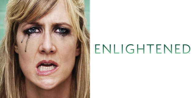 Laura Dern crying mascara smear in Enlightened