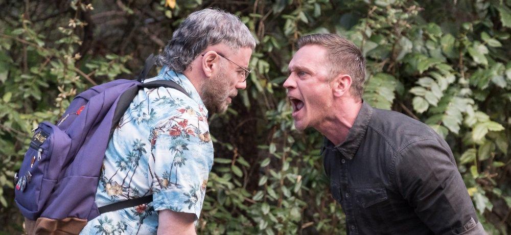 Devon Sawa screning at John Travolta in The Fanatic