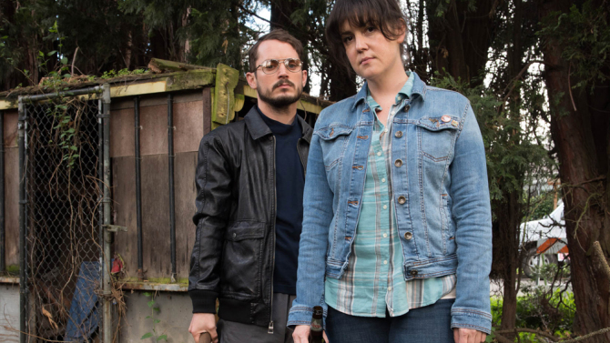 i don't feel at home in this world anymore movie still melanie lynskey elijah wood