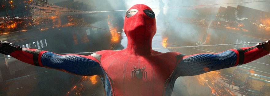 spider-man homecoming holding split ferry