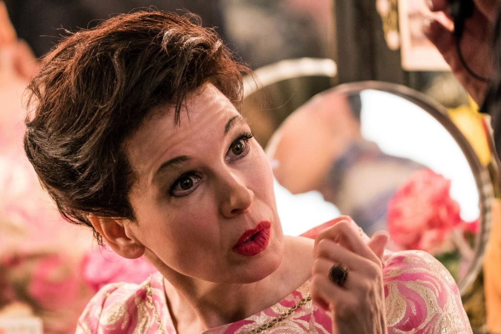 Renee Zellweger as Judy Garland in Judy