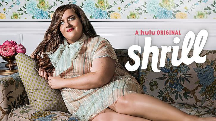 Shrill poster with Aidy Bryant