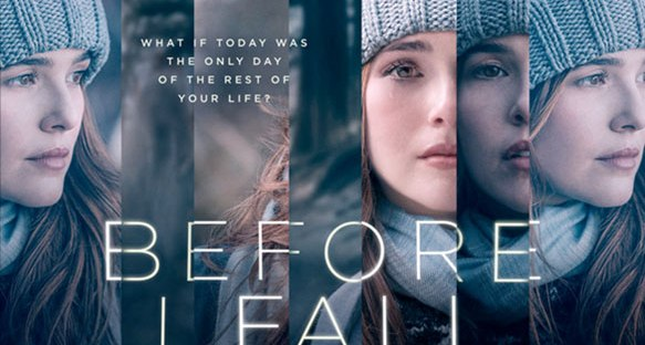 before i fall movie poster with zoey deutch