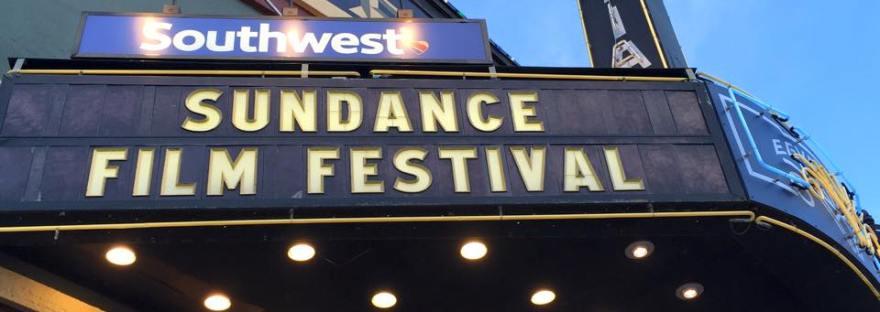 The Egyptian Theater at Sundance