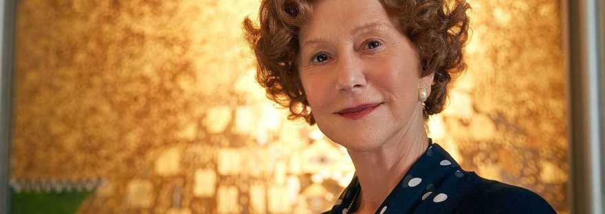 Helen Mirren in The Woman in Gold