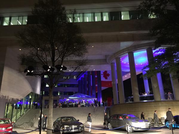 Canadian Embassy WHCD Event