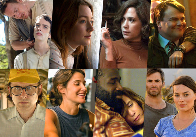 Compilation of movies at Sundance 2015