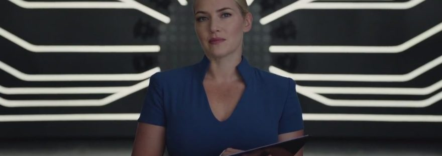 Kate Winslet in Insurgent