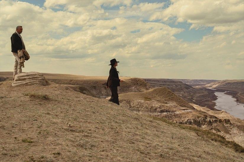 South Dakota cinematography with Kevin Costner in Let Him Go