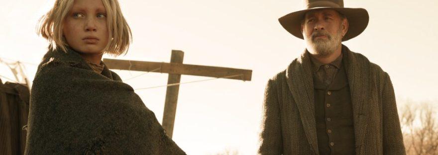 News of the World Tom Hanks Cowboy