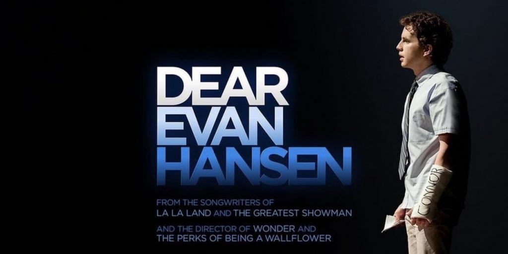 Dear Evan Hansen Movie Banner